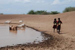 Clint's trip to Africa.waterwalk