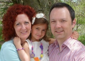 Attorney Dion Roddy and Family